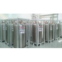 China Insulated liquid gas cylinder on sale