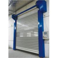 Buy cheap Hard Metal High-Speed Roll-up Door Blueprint from wholesalers