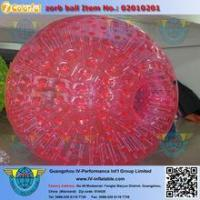 Wholesale inflatable zorb ball hot sale with discount from china suppliers
