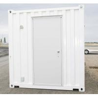Wholesale Trip Sides Rebated Edge Wind-proof Door from china suppliers