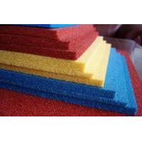 Wholesale Super Soft Closed Cell Silicone Rubber Foam Pad HW045 from china suppliers