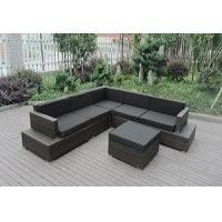 China garden rattan sofa set Esr-7399 on sale