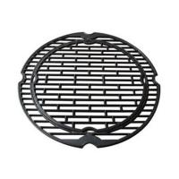 China Customized BBQ Cast Iron Grille with Shell Casting on sale