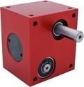 Quality High Ratio, Double Reduction Worm Gear Reducers for sale