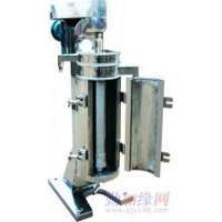 China GF Tubular centrifuge for oil water separation on sale