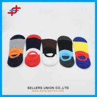 Wholesale 2016 Boys Polyester Invisible Socks,Colorful Striped Socks from china suppliers