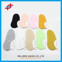 Wholesale 2016 Fashion Solid Color Invisible Socks Cheap Wholesale from china suppliers