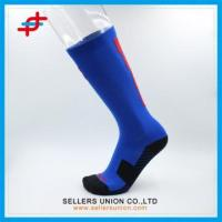Wholesale High Quality Handsome Blue Color Compression Socks from china suppliers