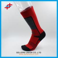 Wholesale Fashion Red And Black Color Compression Socks from china suppliers