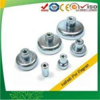 Wholesale Pot Magnets with Internal Threaded Stud from china suppliers