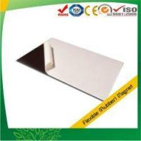 Wholesale Flexible Magnet With 3M Adhesive from china suppliers