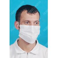 Wholesale 3-ply Face Mask With Earloop (Short Fibre Nonwoven) F91013 from china suppliers