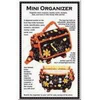 China ON SPECIAL...Mini Organizer sewing pattern by Annie Unrein on sale