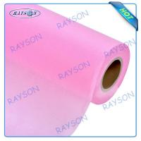 Nonwoven for hospital disposable product