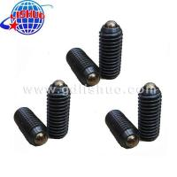 Quality Carbon Steel Ball Point Set Screw/Ball Plunger/Spring Plunger Screw for sale