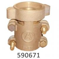 Brass Tank Cleaning Hose Coupling for MU Series