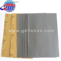 Buy cheap Sand Paper Manufacturer from wholesalers