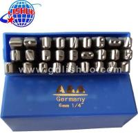 Wholesale Germany A&A Number Letter Punch Set from china suppliers