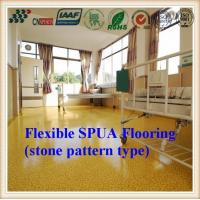 Wholesale Flexible SPUA Flooring stone pattern type from china suppliers