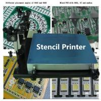 Buy cheap Manual Solder printer from wholesalers