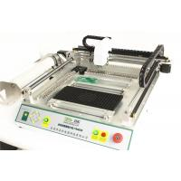 Buy cheap Desktop SMT Pick and Place Machine with Vision, 46feeders (TVM802B) from wholesalers