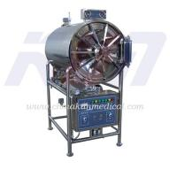 YDC Series Horizontal Cylindrical Pressure Steam Sterilizer