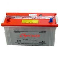 Buy cheap 12V100Ah Dry Charged Car Battery from wholesalers