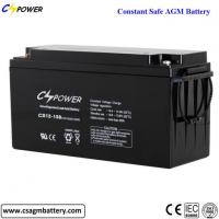 Buy cheap Maintenance off Lead Acid 12V 150Ah Battery for Security System from wholesalers