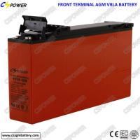 Buy cheap Green Energy 12V 150Ah Telcome Battery Front Terminal Battery from wholesalers