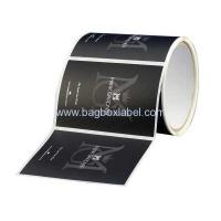 Wholesale print self adhesive labels from china suppliers