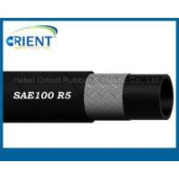 Wholesale Wire Braided and Textile Covered Hydraulic Hose SAE 100 R5 from china suppliers