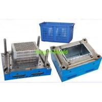 Injection Plastic Turnover Container Mould
