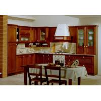 Buy cheap Solid wood Kitchen Cabinets from Wholesalers