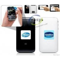 microfiber Iphone sticky screen cleaner