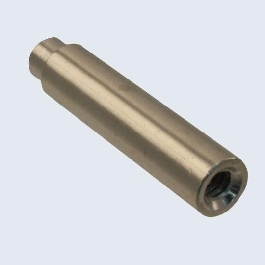 Quality Lathe Machining Aluminum Spacer Parts for sale