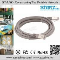 Buy cheap CAT6 FTP BC/CCA Patch Cord from Wholesalers