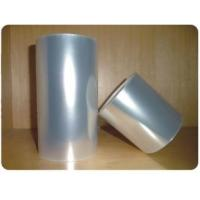 Low viscosity silicone PET protective film