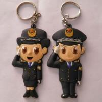 Wholesale Man and woman keychain from china suppliers