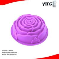Wholesale COLORFUL SILICONE BAKING MOULD SERIES from china suppliers