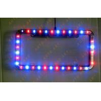 Wholesale New-Led-License-Plate-Frame-Rainbow-Color from china suppliers