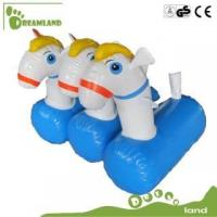 Wholesale inflatable horse inflatable pony hop racing from china suppliers