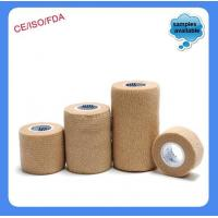 Nonwoven Cohesive Bandage-Latex Free