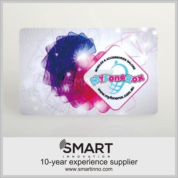 Quality Competitive Printable Membership Card for sale