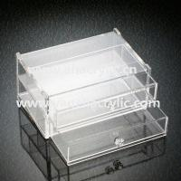 Wholesale acrylic organizer box from china suppliers