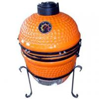 Buy cheap 13'' orange mini charcoal oven from wholesalers