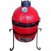 Buy cheap 13 inch red ceramic mini oven from wholesalers