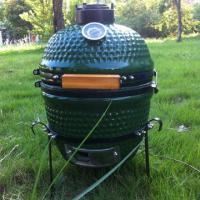 Buy cheap Hot sale Mini 13'' bbq kamado for outdoor cooking from wholesalers