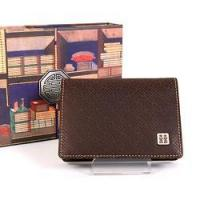 Wholesale Leather Business Card Holder - Happiness from china suppliers