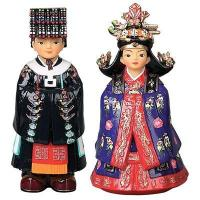 Buy cheap Marble Joseon Dynasty King and Queen 02 (Large) from wholesalers