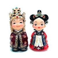 Buy cheap Marble Silla Dynasty King and Queen (Medium) from wholesalers